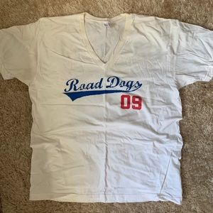Tops - Jonas Brothers road dogs jersey